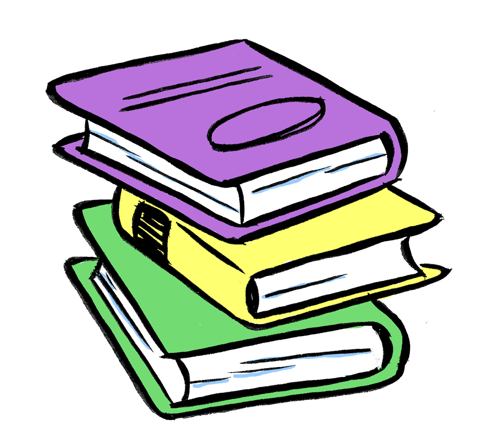 clipart for books - photo #20